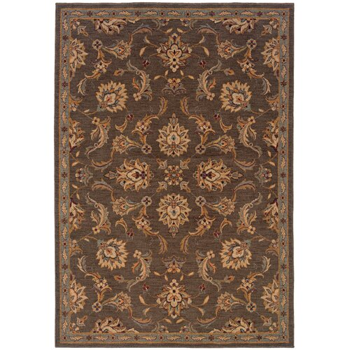 Oriental Weavers Salerno Brown Rug