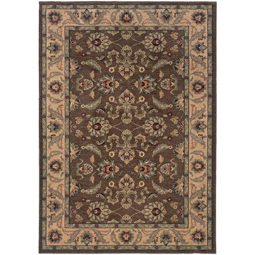 Oriental Weavers Salerno Brown/Ivory Rug