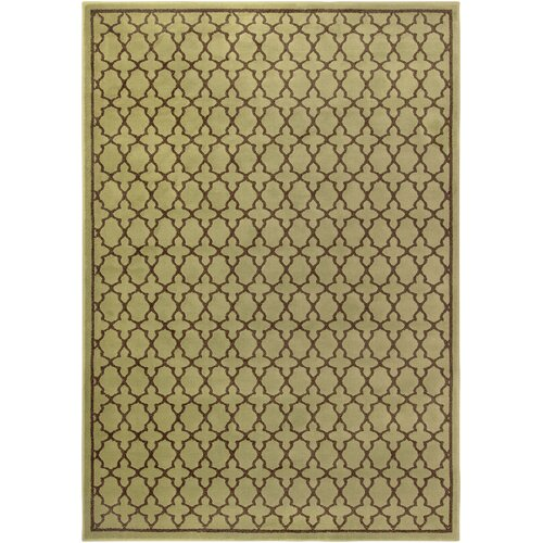 Oriental Weavers Zanzibar Green/Brown Rug