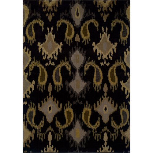 Oriental Weavers Stella Black/Gray Rug