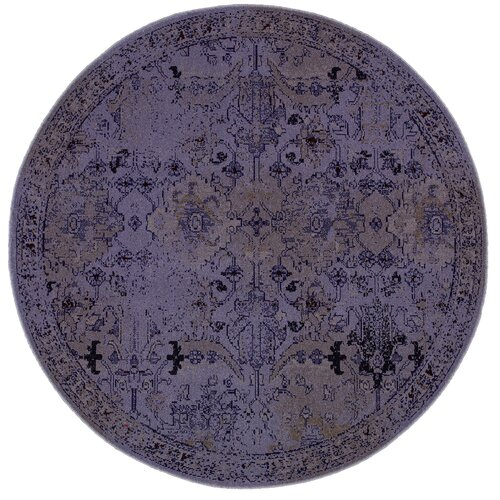 Oriental Weavers Revival Purple/Gray Rug