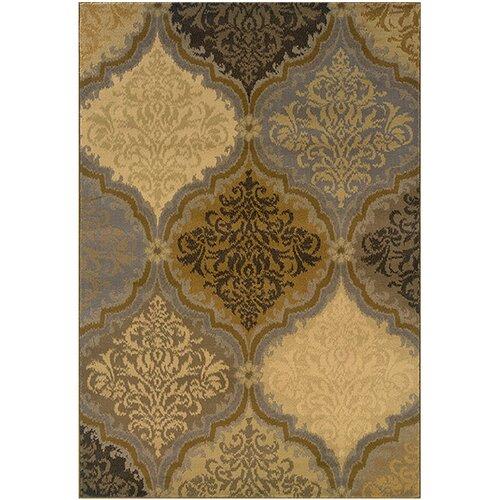 Oriental Weavers Stella Gray/Gold Geometric Rug