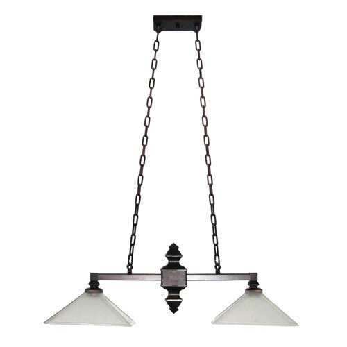 Sienna 2 Light Chandelier