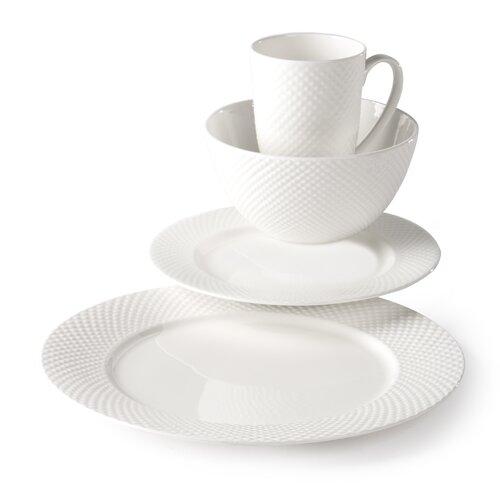 Felicia 16 Piece Dinnerware Set
