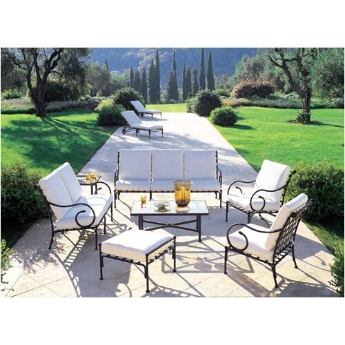 Sifas USA Kross Loveseat with Cushions