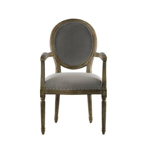 Vintage Louis Arm Chair (Set of 2)