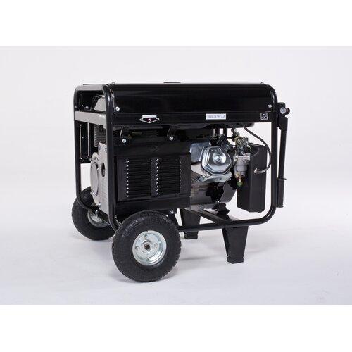 Weldpro 4000 Watt Gasoline Welder Generator with Wheel Kit