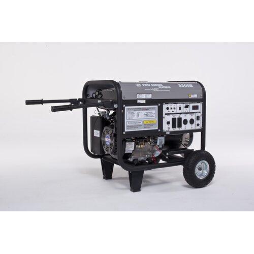 ProSeries 8500 Watt Gasoline Generator with Recoil/Elec Start
