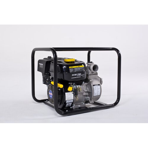 PumpPro 6.5 HP Water Pump with CARB