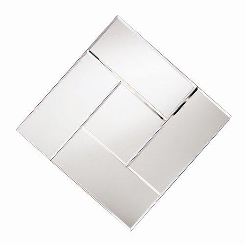 Howard Elliott Contemporary Prato Wall Mirror