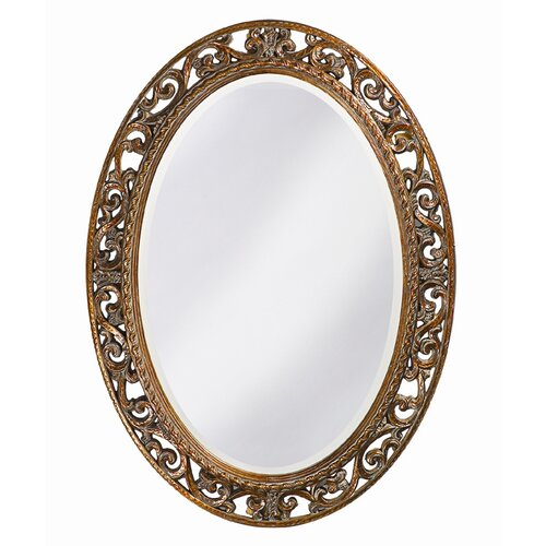 Howard Elliott Traditional Suzanne Wall Mirror