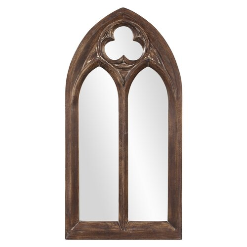 Howard elliott basilica arched narrow mirror reviews for Narrow mirror