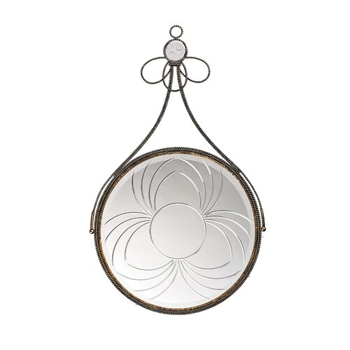 Howard Elliott Traditional Borgia Wall Mirror
