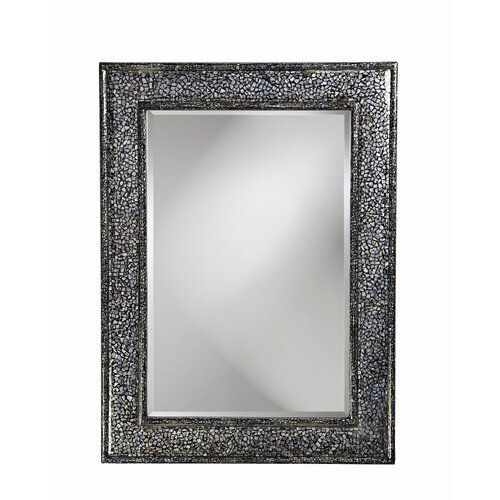 Contemporary Del Mar Wall Mirror