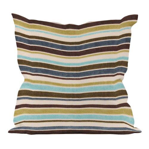 Ribbon Velvet Pillow