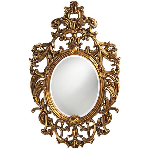 Ornate Dorsiere Wall Mirror