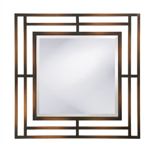 Transitional Charlie Wall Mirror
