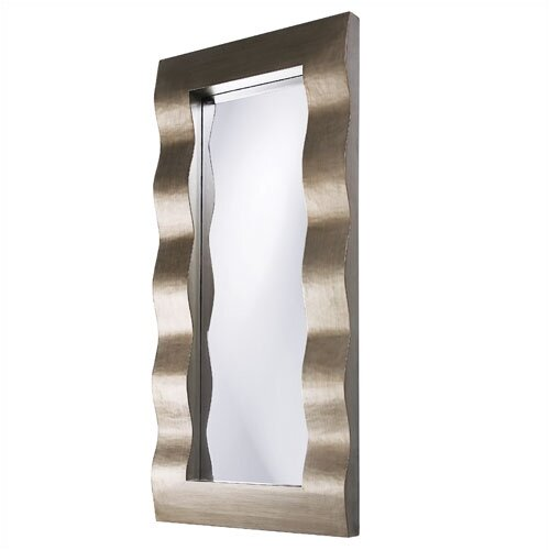 Howard Elliott Contemporary Meridien Rectangular Wall Mirror
