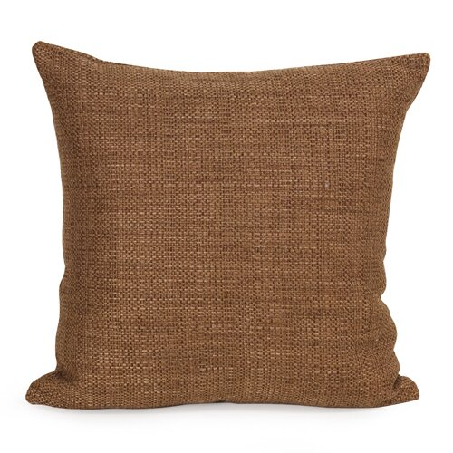 Texture Coco Burlap Pillow