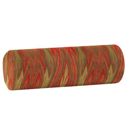Rayon Ikat Bolster Pillow