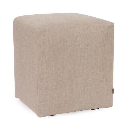 Universal Prairie Cube Ottoman