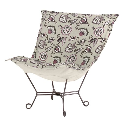 Puff Scroll Avignon Lounge Chair