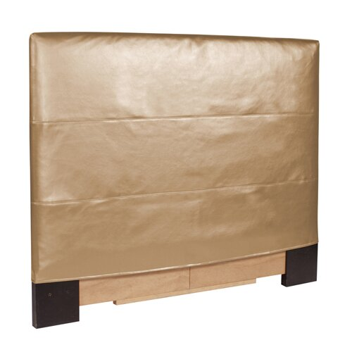Slipcovered Shimmer Panel Headboard