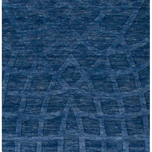 Rizzy Rugs Uptown Indigo Blue Solid Area Rug Amp Reviews