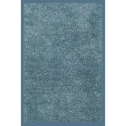 Rizzy Rugs Kempton Shag Baby Blue Rug