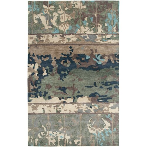 Rizzy Rugs Highland Multi Abstract Rug