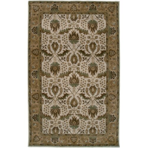 Rizzy Rugs Bentley Ivory/Tan Persian Rug