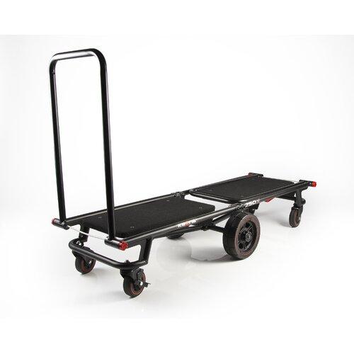 AMG 750 - Multi-Mode Folding Longbed Cart, 750-Pound Capacity