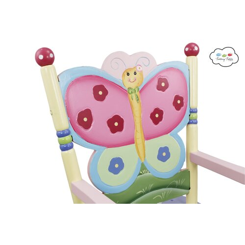 Fantasy Fields Magic Garden Kids Rocking Chair