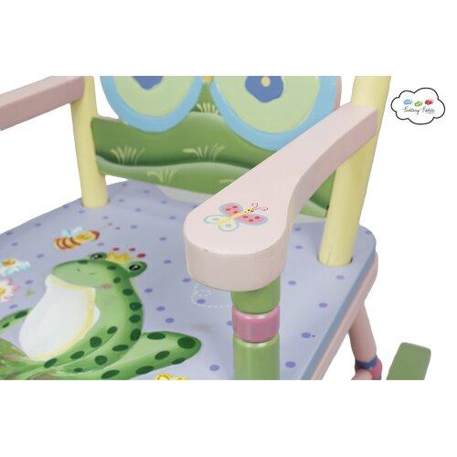 Fantasy Fields Magic Garden Kids Rocking Chair
