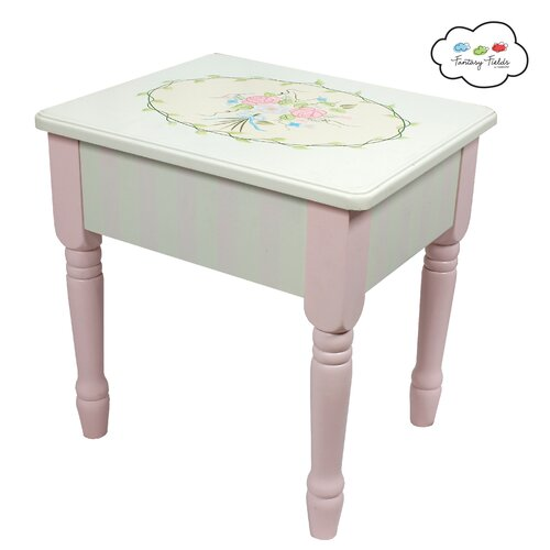 Fantasy Fields Bouquet Vanity Table and Stool Set