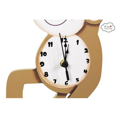 Fantasy Fields Sunny Safari Wall Clock