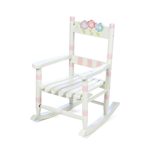 Fantasy Fields Bouquet Kids Small Rocking Chair