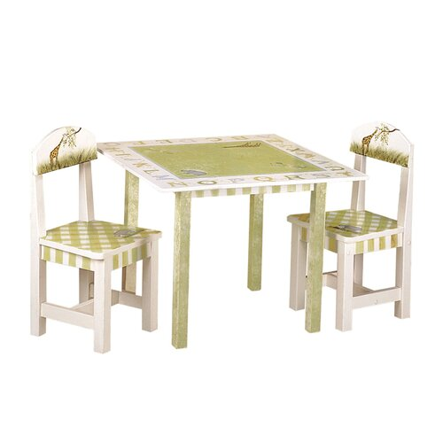Fantasy Fields Alphabet Kids Writing Table