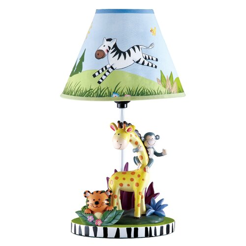 Fantasy Fields Fantasy Fields - Sunny Safari Table Lamp
