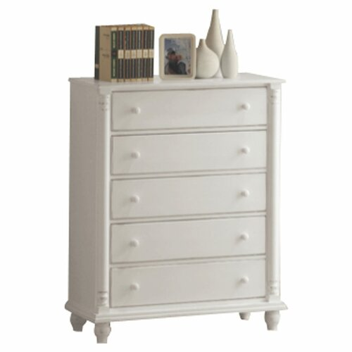 Wildon Home ® Kayla 5 Drawer Chest