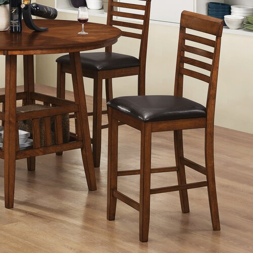 "Wildon Home ® Savanah 24"" Bar Stool"