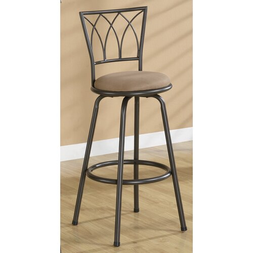 "Wildon Home ® 29"" Bar Stool with Cushion"