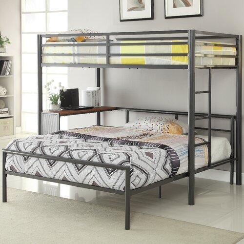 Wildon Home ® Full Loft Bed