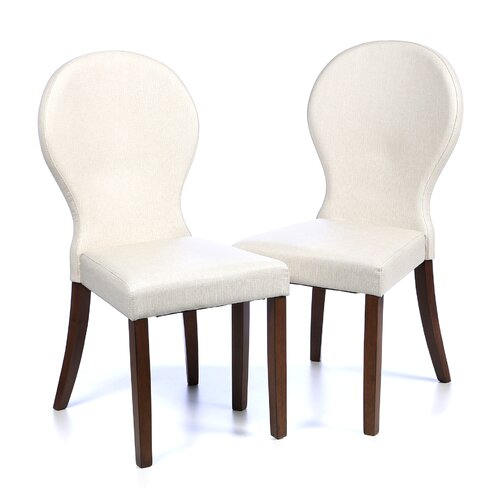 Wildon Home ® Shapleigh Parsons Chair (Set of 2)