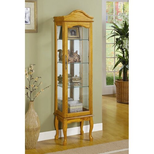Wildon Home ® Eliot Curio Cabinet