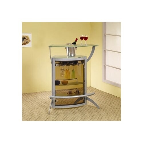 Wildon Home ® Knox Mini Bar