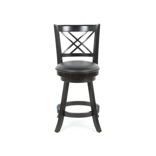 "Wildon Home ® Jackman 24"" Swivel Bar Stool"