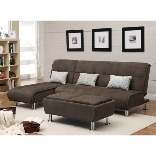 Wildon Home ® Chaise Sleeper