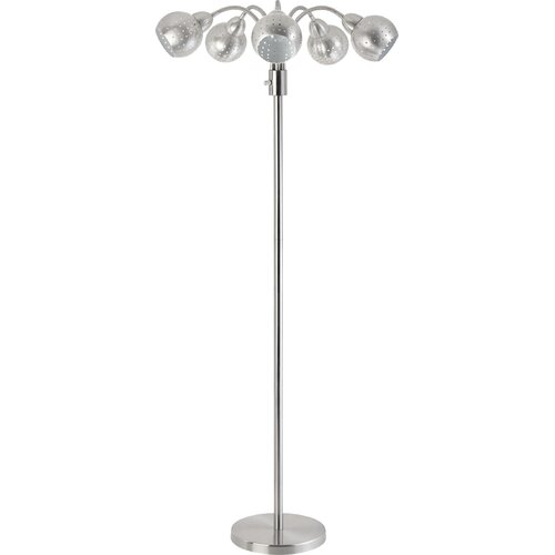 Wildon Home ® 5 Light Floor Lamp