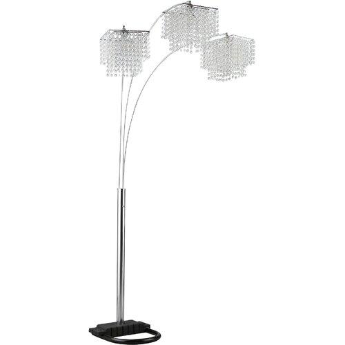 Wildon Home ® 1 Light Floor Lamp
